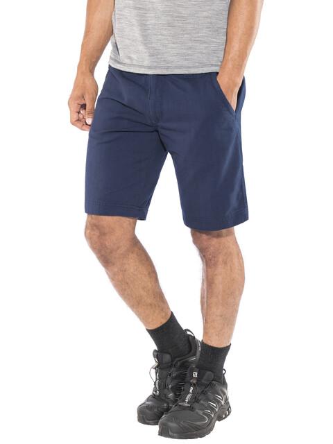 North Bend Epic korte broek Heren blauw